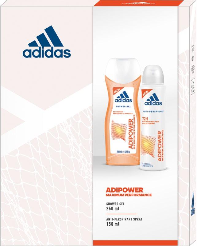 Adidas Adipower ajándékszett I.