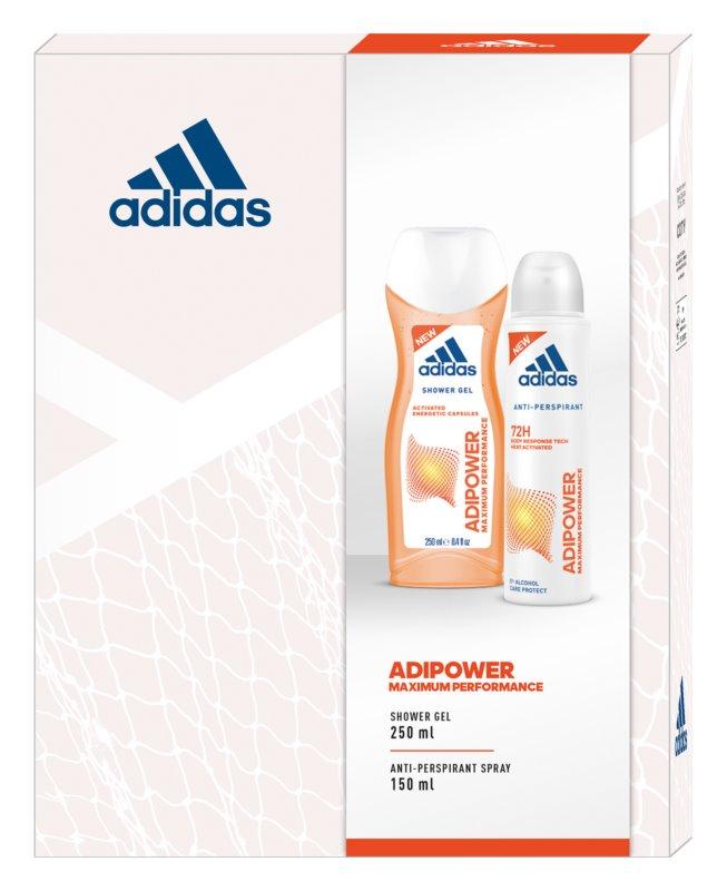Adidas Adipower Geschenkset I.