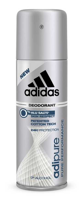 Adidas Adipure Αποσμητικό σε σπρέι για άνδρες 150 μλ