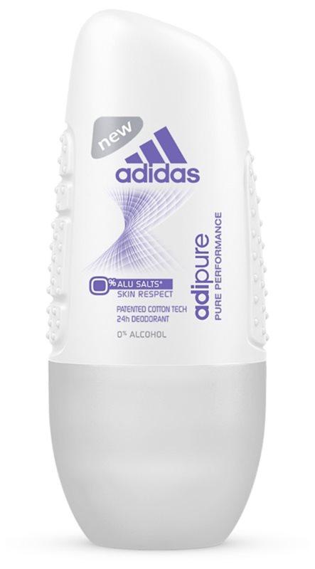 Adidas Adipure Deodorant Roll-on for Women 50 ml