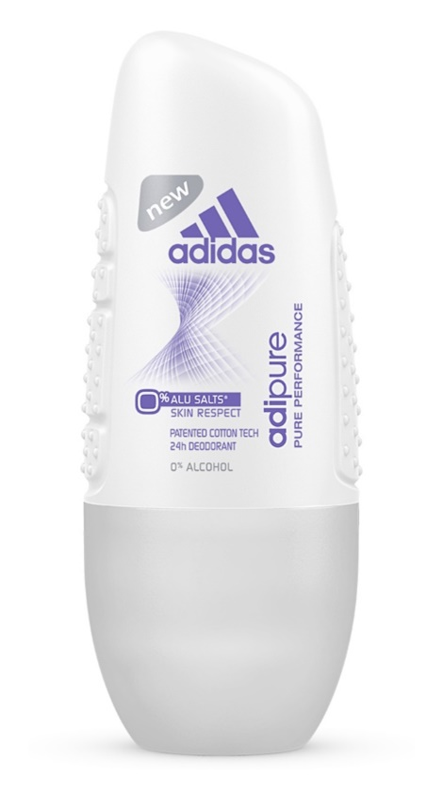 Adidas Adipure deodorant roll-on pre ženy 50 ml