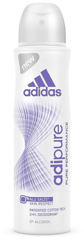 Adidas Adipure Deo Spray voor Vrouwen  150 ml