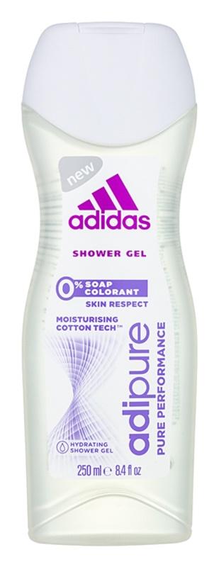 Adidas Adipure gel de dus pentru femei 250 ml