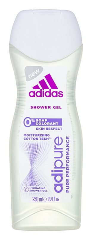 Adidas Adipure Shower Gel for Women 250 ml