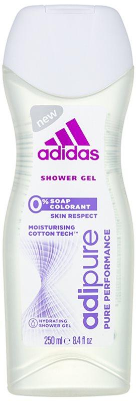Adidas Adipure sprchový gel pro ženy 250 ml