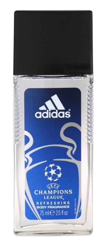 Adidas UEFA Champions League Perfume Deodorant for Men 75 ml