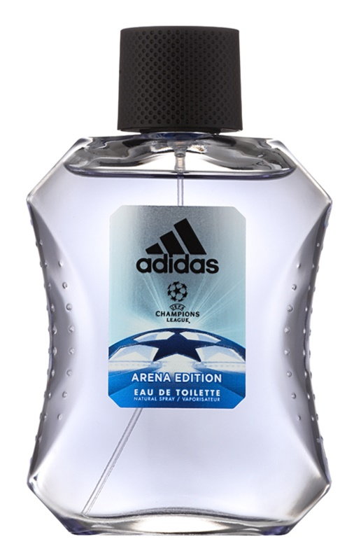 Adidas UEFA Champions League Arena Edition Eau de Toilette for Men 100 ml