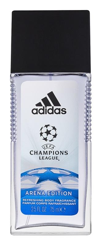 Adidas UEFA Champions League Arena Edition Deo met verstuiver voor Mannen 75 ml