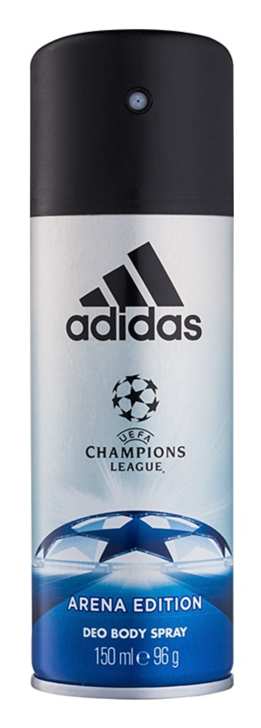 Adidas UEFA Champions League Arena Edition Deo Spray for Men 150 ml