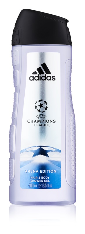 Adidas UEFA Champions League Arena Edition душ гел за мъже 400 мл.