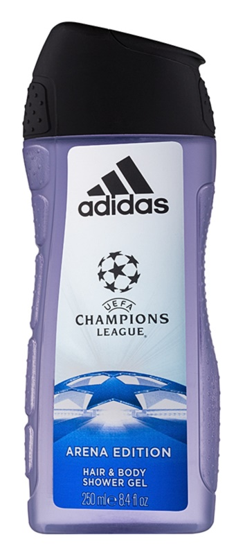 Adidas UEFA Champions League Arena Edition Shower Gel for Men 250 ml