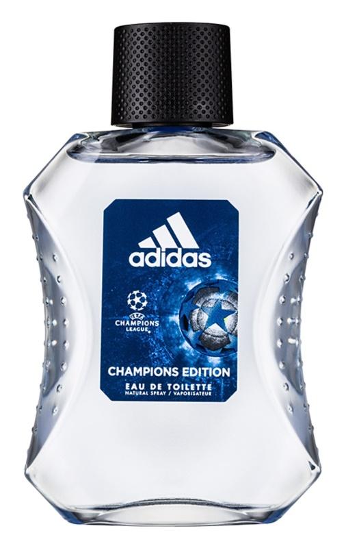 Adidas UEFA Champions League Champions Edition Eau de Toilette para homens 100 ml