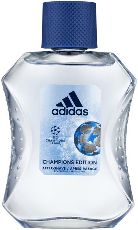 Adidas UEFA Champions League Champions Edition borotválkozás utáni arcvíz férfiaknak 100 ml