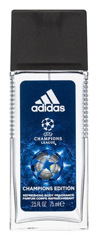 Adidas UEFA Champions League Champions Edition deodorant spray pentru barbati 75 ml