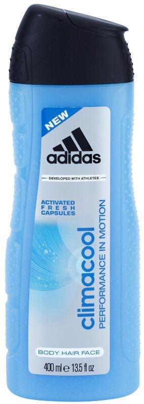 Adidas Climacool Shower Gel for Men 400 ml