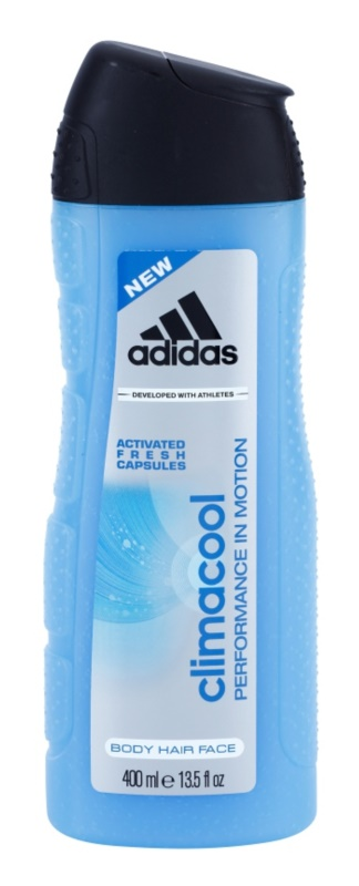 Adidas Climacool sprchový gél pre mužov 400 ml