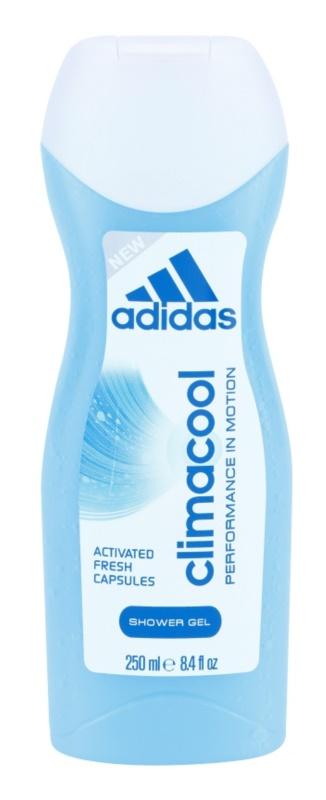 Adidas Climacool gel de dus pentru femei 250 ml