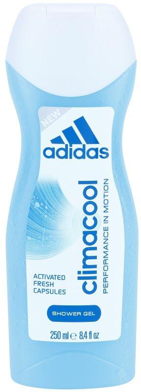 Adidas Climacool gel doccia per donna 250 ml