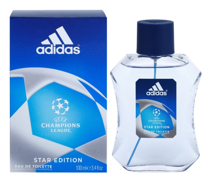 Adidas Champions League Star Edition eau de toilette para hombre 100 ml