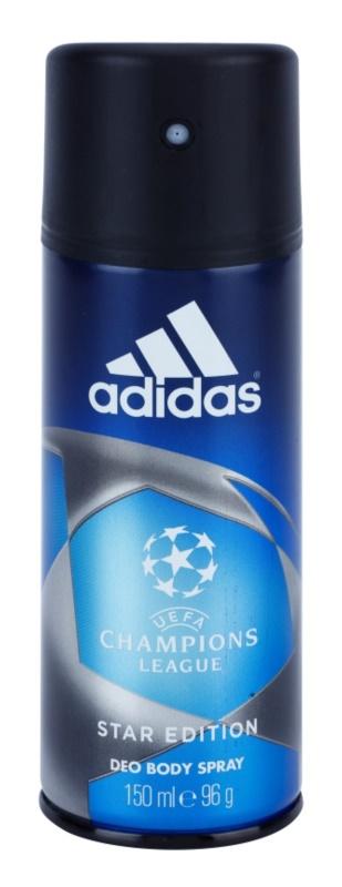 Adidas Champions League Star Edition desodorante en spray para hombre 150 ml