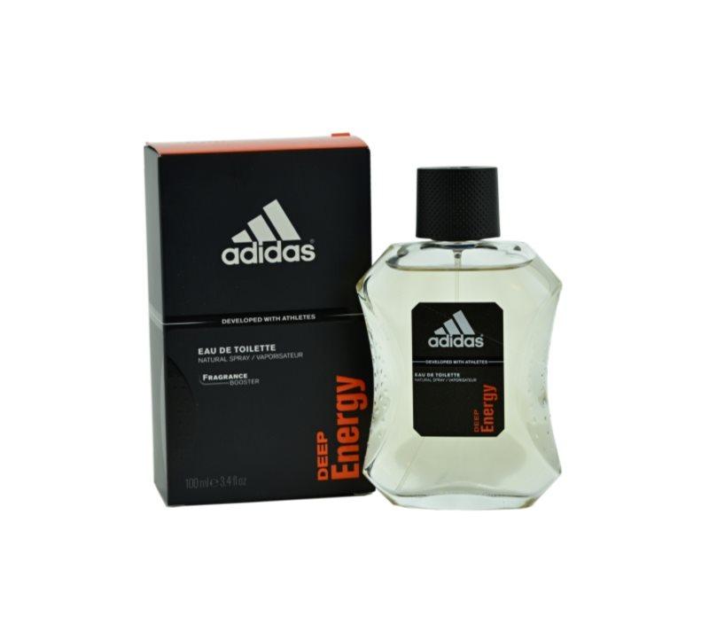 Adidas Deep Energy Eau de Toilette for Men 100 ml