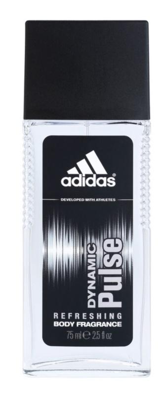 Adidas Dynamic Pulse déodorant avec vaporisateur pour homme 75 ml