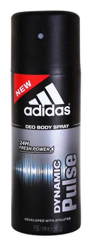 Adidas Dynamic Pulse déo-spray pour homme 150 ml