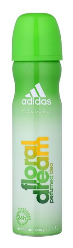 Adidas Floral Dream Deo-Spray für Damen 75 ml