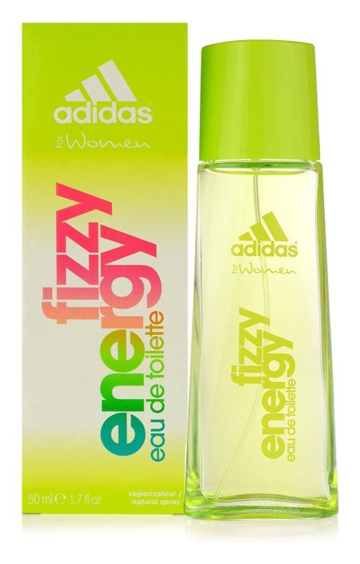 Adidas Fizzy Energy Eau de Toillete για γυναίκες 50 μλ