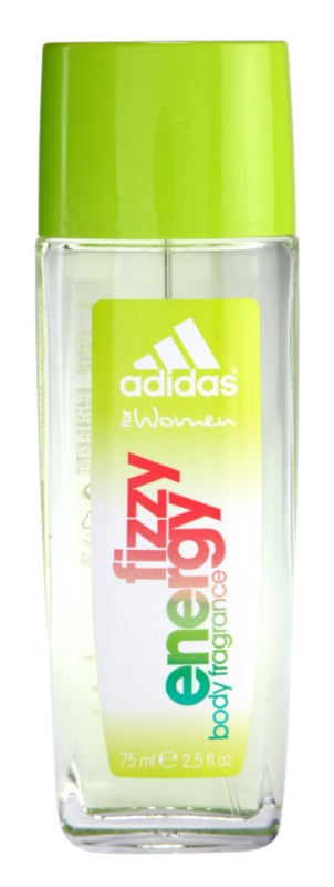 Adidas Fizzy Energy дезодорант з пульверизатором для жінок 75 мл