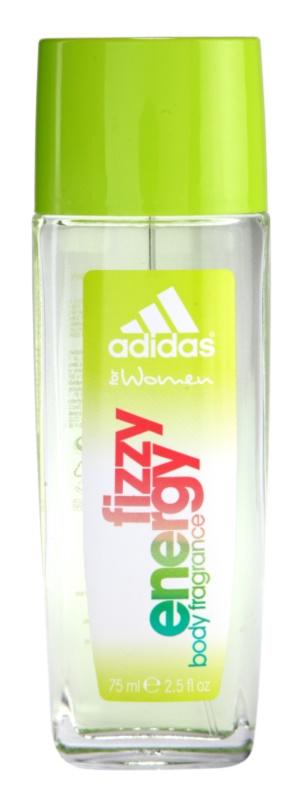 Adidas Fizzy Energy Deo mit Zerstäuber Damen 75 ml