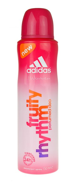 Adidas Fruity Rhythm déo-spray pour femme 150 ml