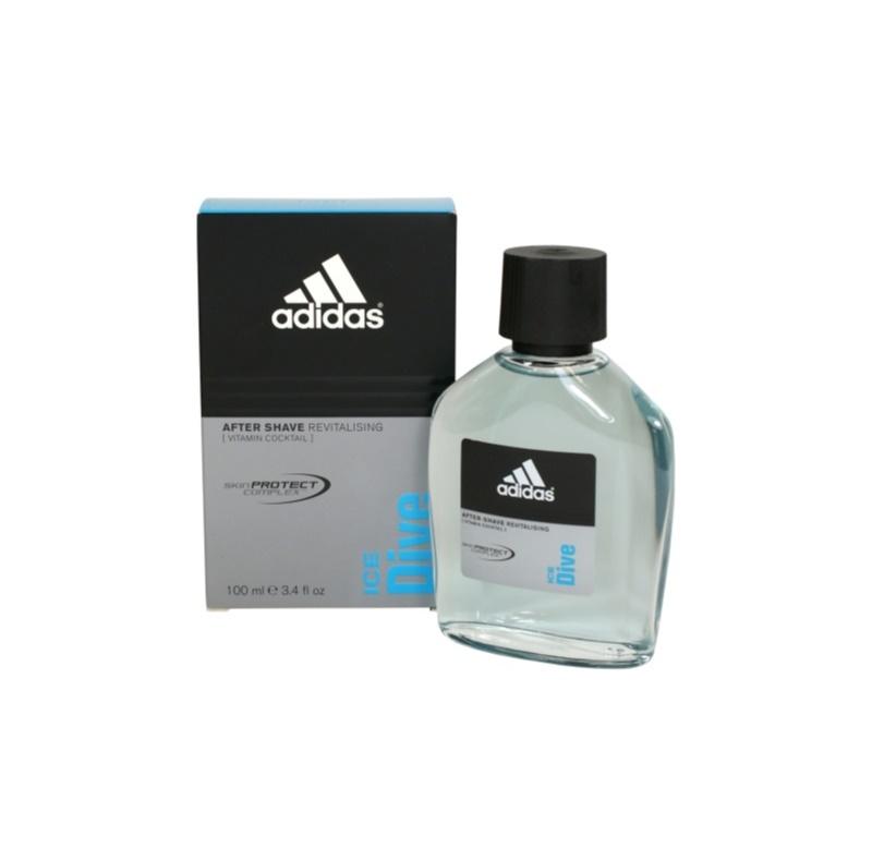 Adidas Ice Dive νερό για μετά το ξύρισμα για άνδρες 100 μλ