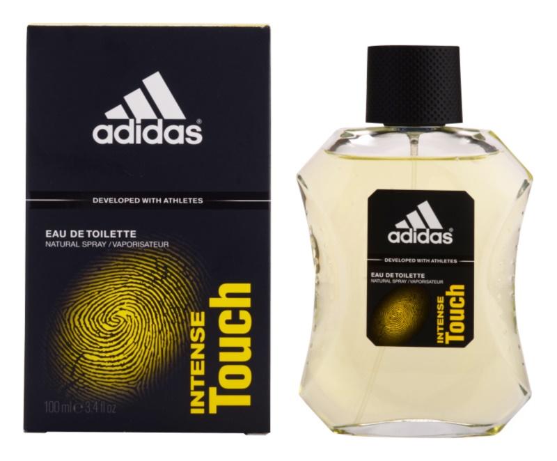 Adidas Intense Touch toaletní voda pro muže 100 ml