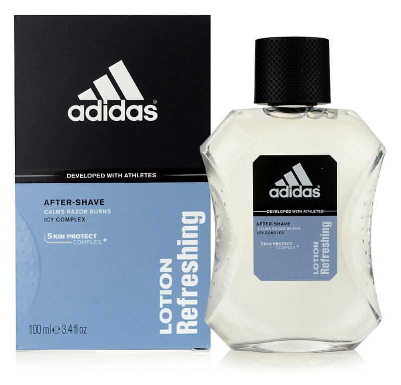 Adidas Skin Protect Lotion Refreshing voda po holení pro muže 100 ml