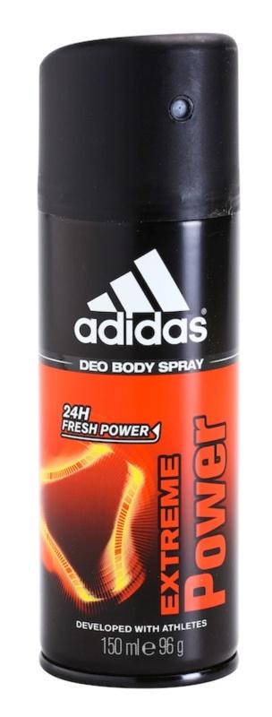 Adidas Extreme Power Αποσμητικό σε σπρέι για άνδρες 150 μλ  24 h