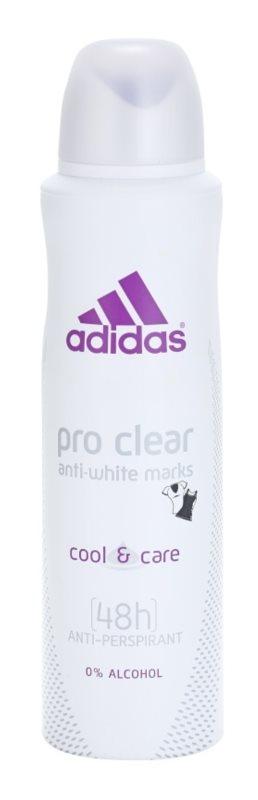 Adidas Pro Clear Cool & Care deospray za žene 150 ml