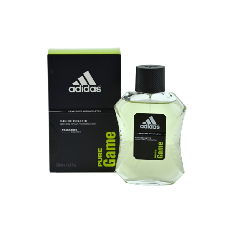 Adidas Pure Game Eau de Toilette for Men 100 ml