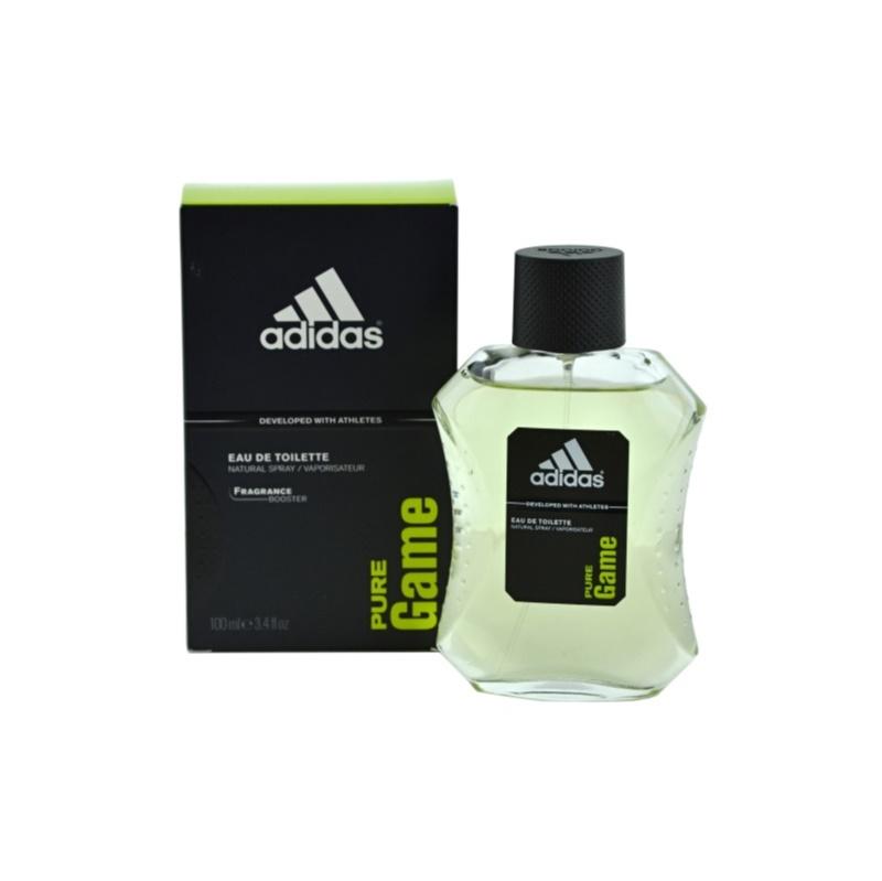 Adidas Pure Game Eau de Toilette voor Mannen 100 ml