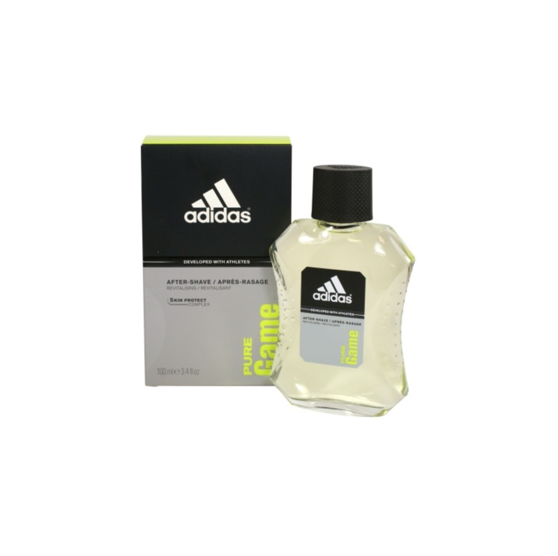 Adidas Pure Game After Shave  για άνδρες 100 μλ