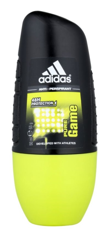 Adidas Pure Game deodorant roll-on pentru barbati 50 ml