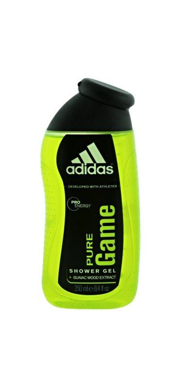 Adidas Pure Game gel doccia per uomo 250 ml