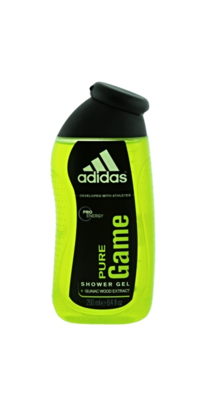 Adidas Pure Game gel douche pour homme 250 ml