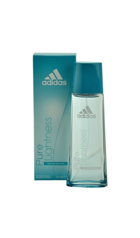 Adidas Pure Lightness eau de toilette nőknek 50 ml