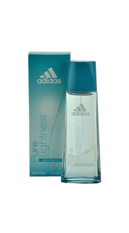 Adidas Pure Lightness eau de toilette pour femme 50 ml