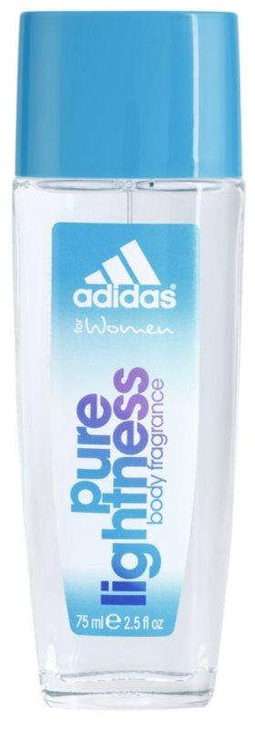 Adidas Pure Lightness déodorant avec vaporisateur pour femme 75 ml