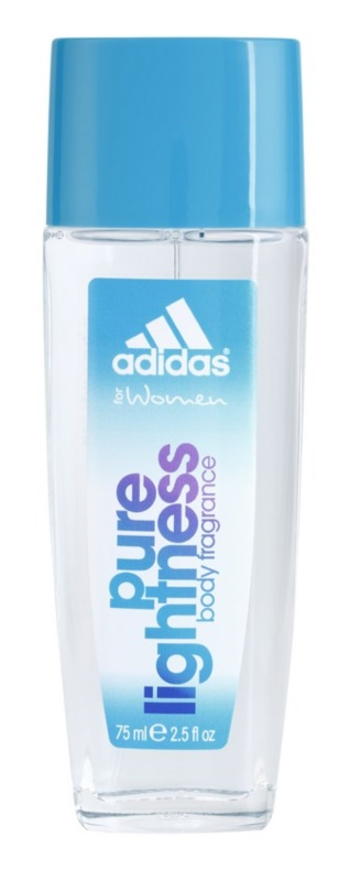 Adidas Pure Lightness deodorant spray pentru femei 75 ml
