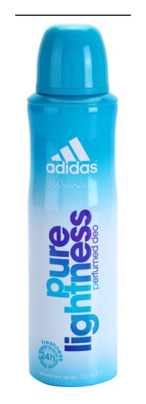 Adidas Pure Lightness déo-spray pour femme 150 ml