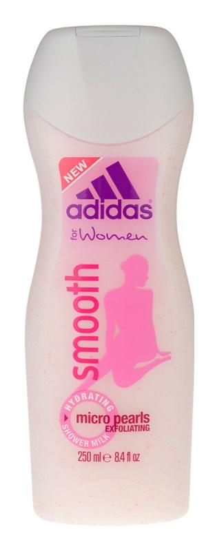 Adidas Smooth Dusch Creme Damen 250 ml