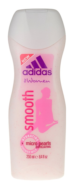 Adidas Smooth Shower Cream for Women 250 ml